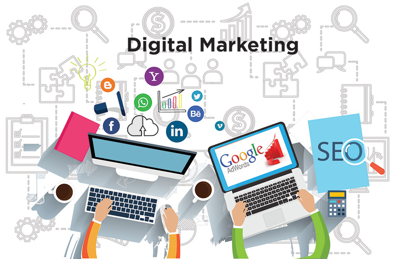 what is digital marketing, harsh enterprises company